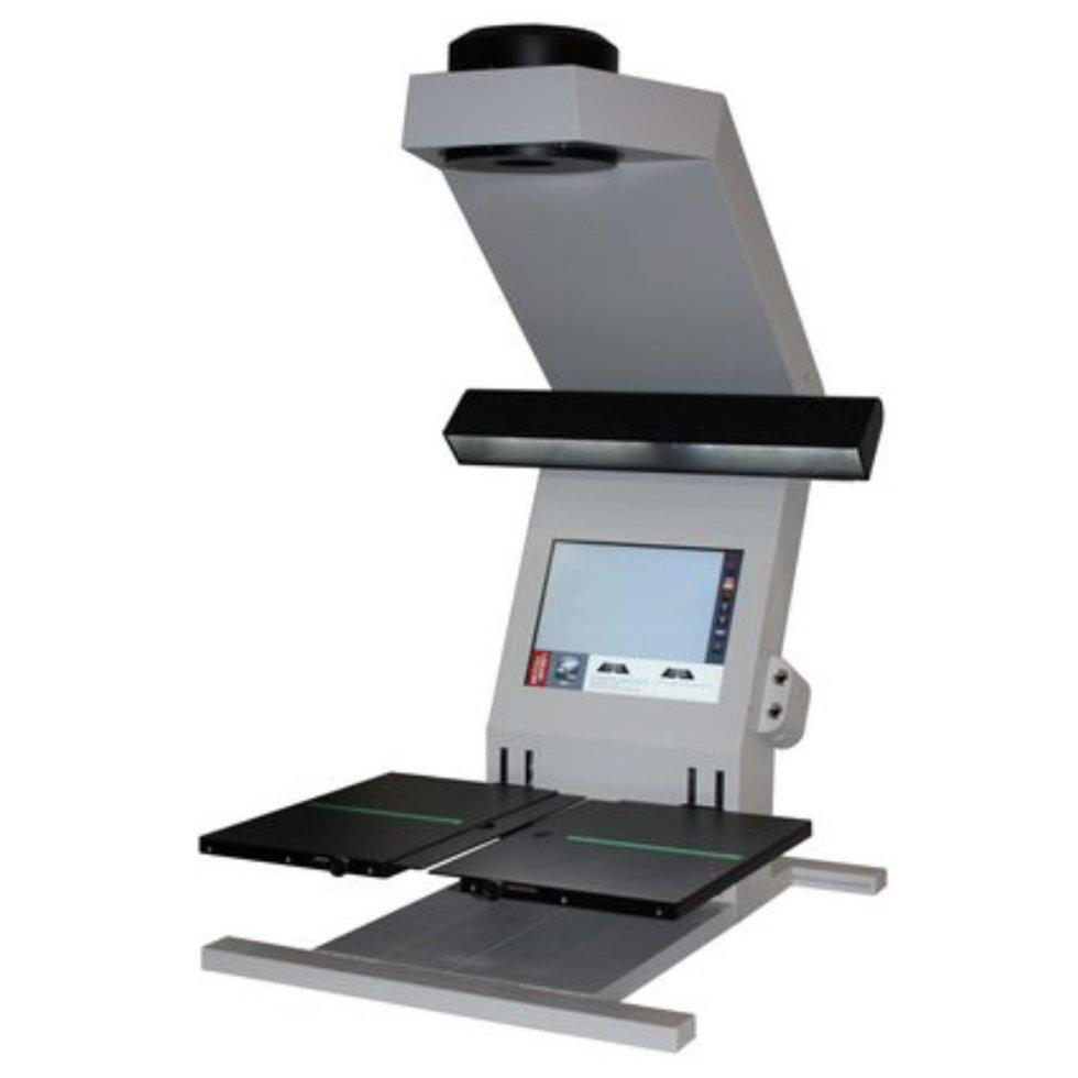 Услуги сканирования в типографии