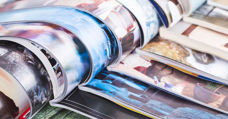 Цифровая печать журналов в Москве | фото 8